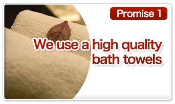 We use a high quality bath towels. Yokohama Escort Erotic Massage Club We use a high quality bath towels.